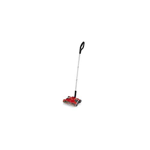 Ariete 2768 Cordless Sweeper - Scopa Elettrica senza Filo, Batteria ricaricabile, Autonomia 40', Capacità 0,4L, Leggera e maneggevole, Rosso