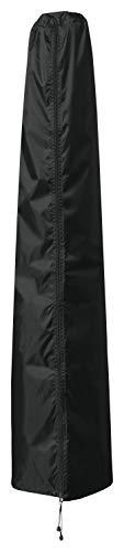 B.PRIME - Telo Protettivo per ombrelloni  200 cm - Impermeabile Traspirante e stabilizzato Contro i Raggi UV - Copertura di qualità Premium - Telone in Tessuto Oxford in Poliestere 210D