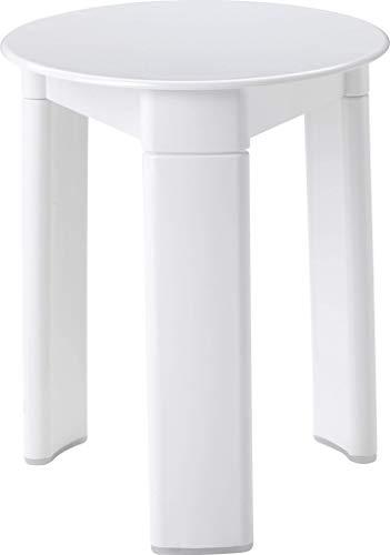 Gedy 20720200000 - Sgabello trio bianco
