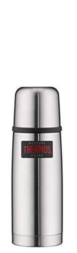 Thermos Leggero e Compatto in Acciaio Inox, 350ml, Acciaio Inossidabile, in Acciaio Inox, 7x7x24 cm