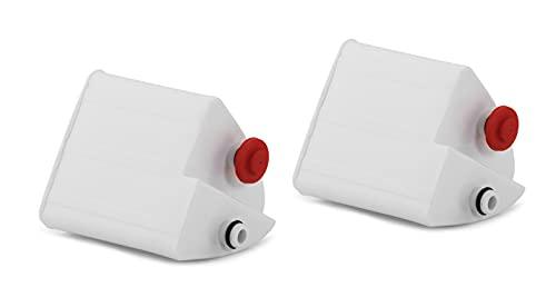 Tefal Moulinex XD9030E0 - Cartuccia anticalcare per filtrare l'acqua, Confezione da 2