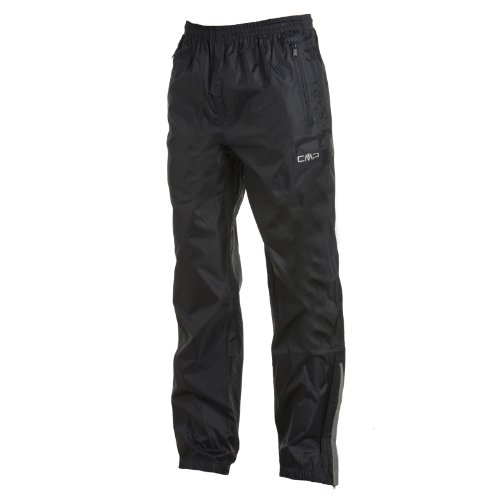 CMP Regenhose, Pantaloni Donna, Nero (Black), S