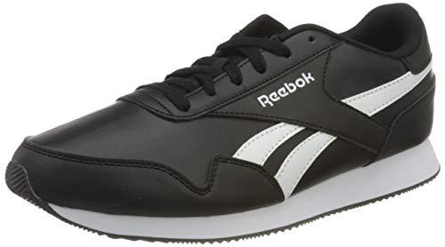 Reebok Royal CL Jogger 3, Scarpe da Ginnastica Unisex-Adulto, Black/White/White, 43 EU