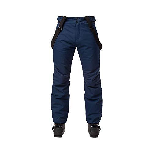 ROSSIGNOL Ski Pant, Pantaloni da Sci Uomo, Dark Navy (Navy), XL