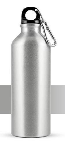 L'Unica Borraccia Made In Italy Sicura Certificata Microbiologicamente Testata Per Alimenti Borraccia Termica 500 Ml Alluminio Acqua Bambini Scuola Palestra Nuova Generazione Con Tappo In Regalo