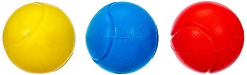 Mookie A5953, Palline da Tennis, Multicolore, Pacco da 3