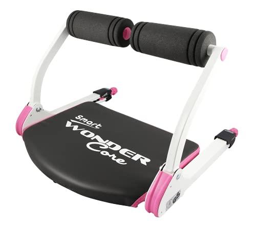 WONDER CORE Smart: Cardio+ Body Muscle Toning – Attrezzatura fitness – Esercizi di costruzione muscolare – Compatto e portatile con app di allenamento originale e guida fitness