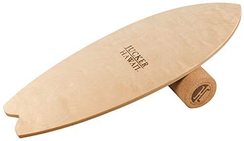 Jucker Hawaii Balance Board Homerider Local Ocean – Set Balance Board con Rullo di Sughero