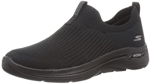 Skechers Performance Go Walk Arch Fit - 124409 Black 2 8 B (M)