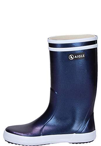 Aigle Lolly IRRISE, Stivali in Gomma, Bleu, 31 EU