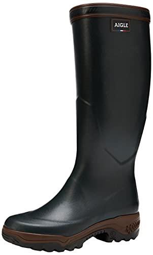 Aigle Parcours 2, Stivali di gomma, Unisex-Adulto, Verde (Bronze), 42 EU