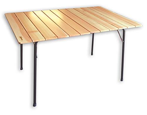 Castelmerlino 29 Tavolo Doppio Pieghevole Piano Melaminico cm 120 x 80