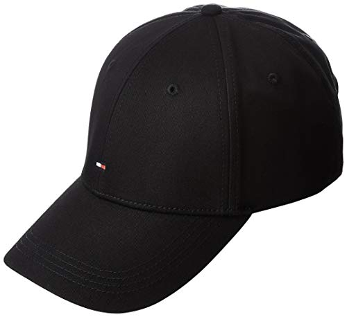 Tommy Hilfiger Classic BB cap Berretto, Nero (Flag Black 083), Unica (Taglia Produttore:OS) Uomo