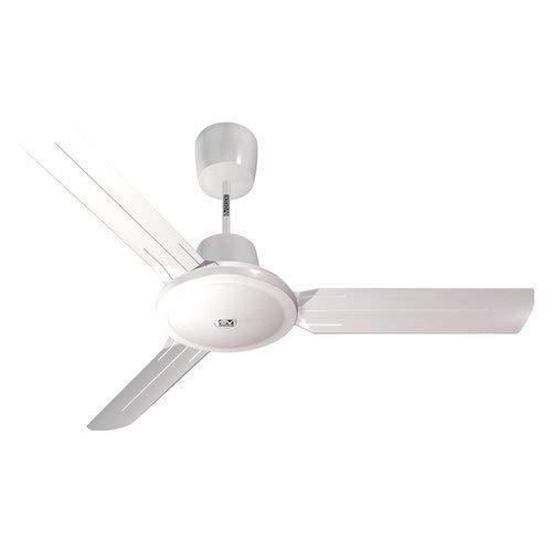 Vortice 61751 Ventilatore da soffitto reversibile Nordik Evolution R, 120 cm, 70 W, Bianco