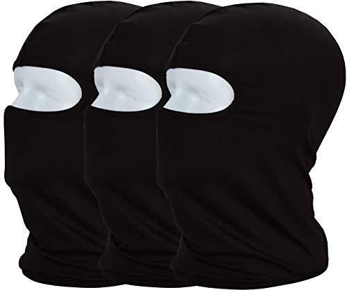 iso Estivo Passamontagna UV/Sole, Protezione Polvere Sottile Traspirante Tessuto Elastico Antivento Ciclismo Sport Outdoor Full Face Mask