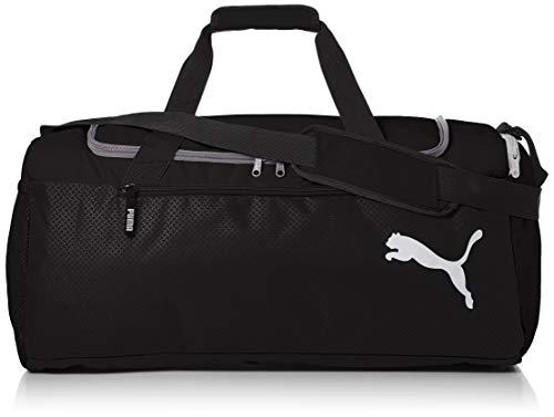 Puma Fundamentals Sports, Borsone Unisex-Adulto, Nero Black), XS