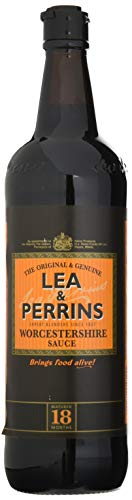 Lea&Perrins Salsa Worcestershire - 568 g