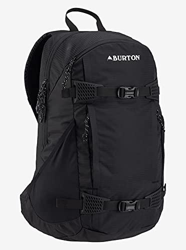 Burton 15286104020 Zaino, Unisex – Adulto, True Black Ripstop, Taglia Unica