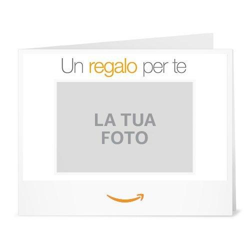 Buono Regalo Amazon.it - Stampa - Carica una foto - Amazon