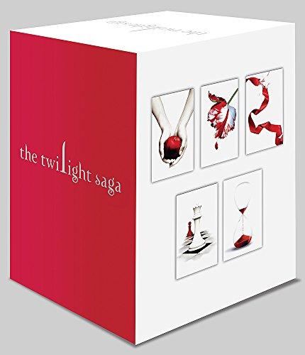 Twilight Saga 5 Book Set [Edizione inglese]: Stephenie Meyer