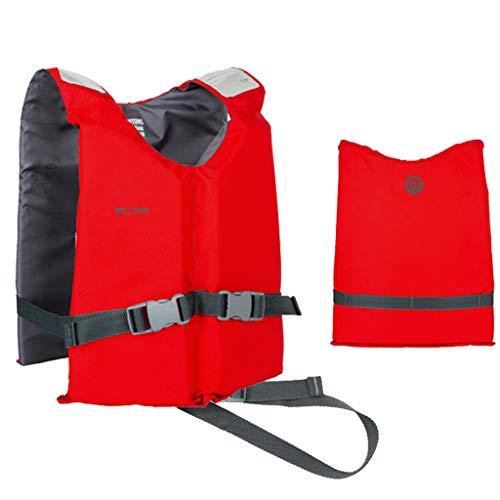 Gilet da paddle universale, regolabile Bambini Adulti Giubbotto salvagente Gilet da nuoto Schiuma Nuoto Canottaggio Gilet di sicurezza da sci Per sport acquatici kayak Drifting Surf
