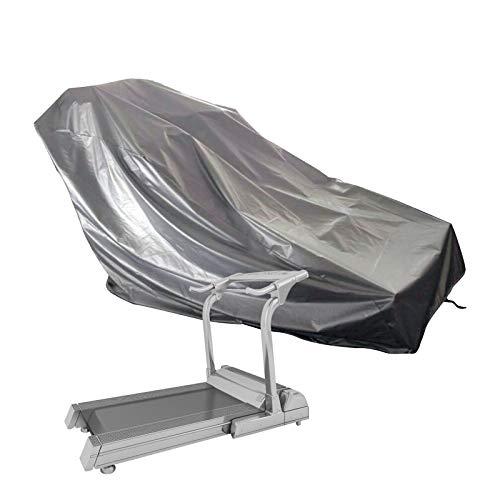 Honeyhouse Copertura per tapis roulant Sport per tapis roulant, resistente alla polvere, impermeabile e resistente ai raggi UV, tessuto Oxford 210D, per interni ed esterni