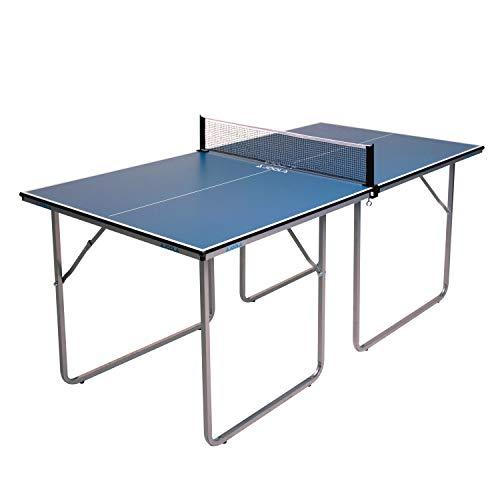 Joola 19110 - Tavolo da ping-pong, misura media, Dimensioni 168 x 84 x 76 cm, colore: Blu