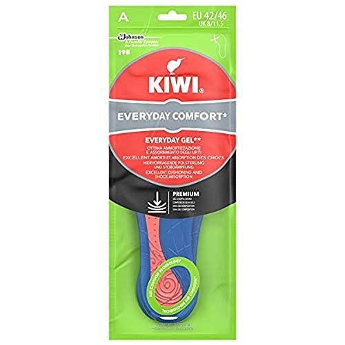 Kiwi Solette Scarpe in Gel, per Uso Quotidiano, Taglia 42-46 EU
