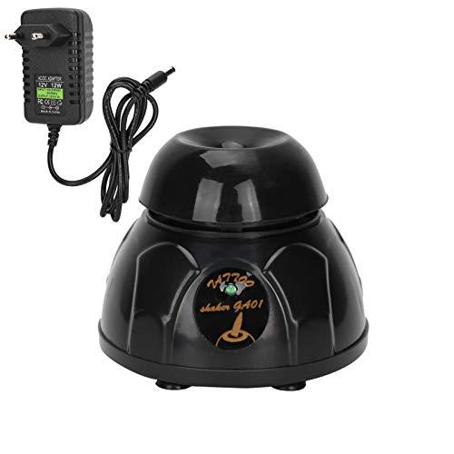 Miscelatore vortexer per gel UV per smalto per unghie Agitatore elettrico per agitatore per tatuaggi Nero