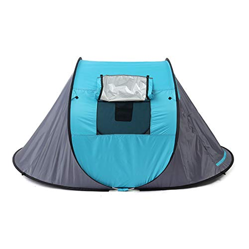 YFFSBBGSDK Tenda da Campeggio 2 Persone Tenda da tiro Tenda da Esterno Tenda da Campeggio Impermeabile monostrato Tenda da Alpinismo 3 Stagioni Tenda da Esterno Grande Famiglia