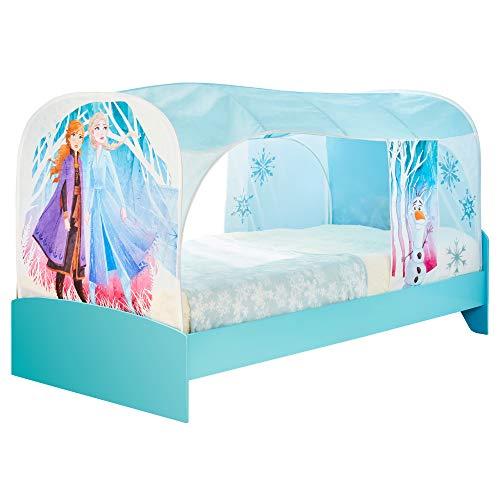 Il regno di ghiaccio - Tenda rifugio da montare sopra il letto