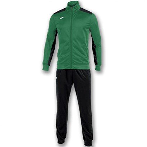 Joma Academy, Tuta da Calcio, Uomo, Multicolore (Verde/Nero), L