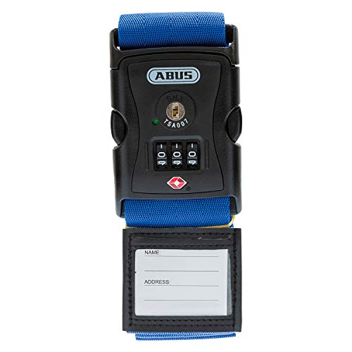 ABUS 87661 620TSA/192 cinturino per valigetta