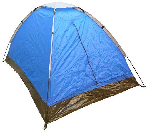 Tenda Campeggio 2 Posti Igloo con zanzariera SAMPIERI
