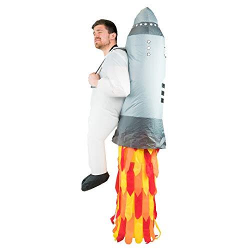 Bodysocks Costume Gonfiabile da Jetpack per Adulti