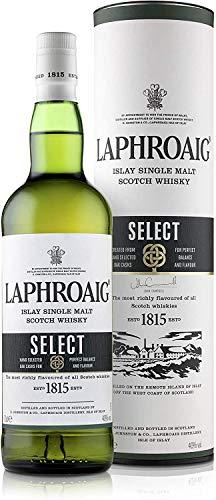 Laphroaig Select Scotch Whisky Islay Single Malt, 700ml