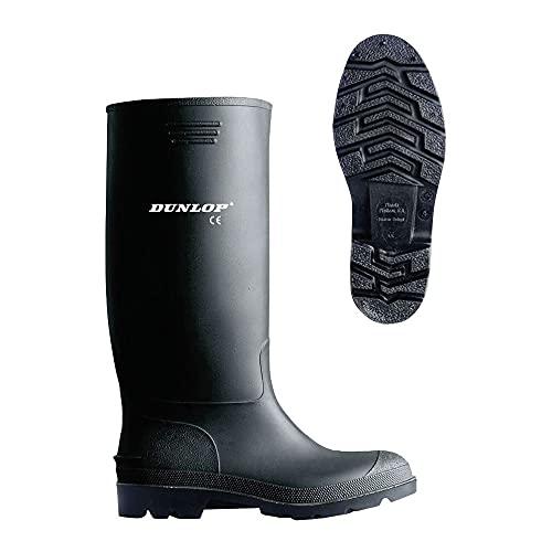 Dunlop Protective Footwear Pricemastor, Stivali di Gomma Uomo, Nero, 47 EU