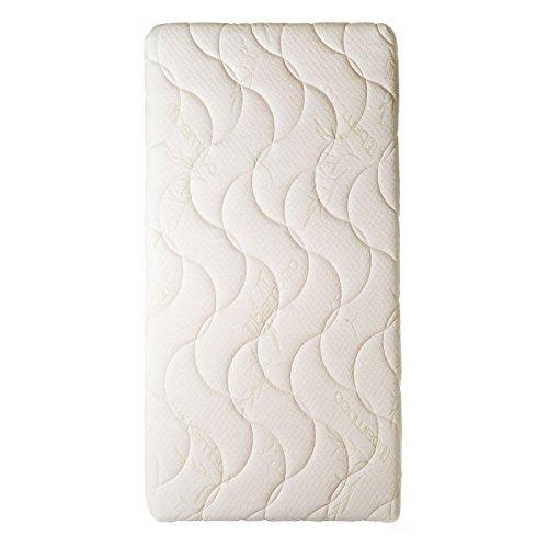 Easy dort Materasso, Cotone, Bianco, 50x100 cm (Confezione da 1)