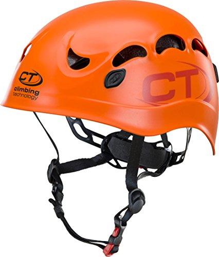 Climbing Technology Venus Plus, Casco Unisex – Adulto, Arancione, 50-61 cm