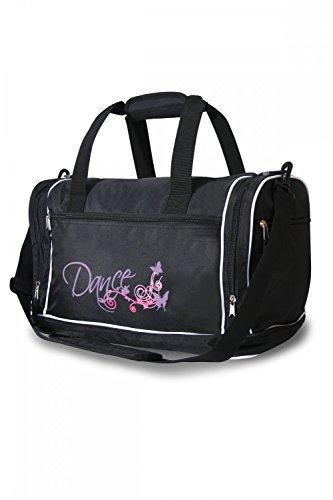 Roch Valley, Funky Dance Hold-all Bag Bambina, Nero, Taglia Unica