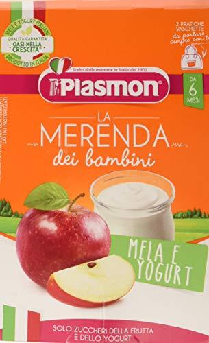 Plasmon Merenda Mela e Yogurt 24x120g