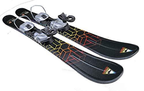 GPO Snowblade Hot Stamp | Mini-Sci con Attacco GC-201 | Lunghezza 99 cm | Big-Foot-Ski per Uomo e Donna