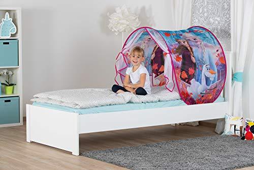 John- Dream On Tenda da Sogno Disney Frozen 2 Regina del ghiacco Anna Elsa Letto, Colore Viola, 75209
