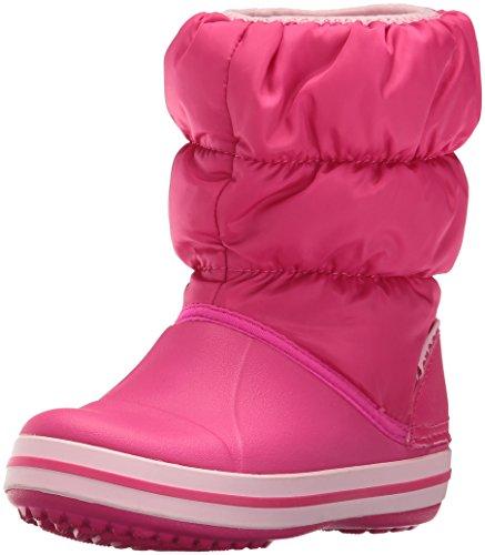Crocs Winter Puff Boot, Stivali, Candy Pink, 27/28 EU