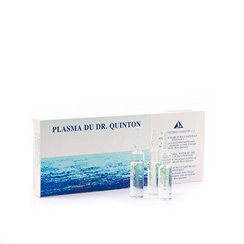 PLASMA du DR. QUINTON isotonico - 36 Fiale da 10 ml