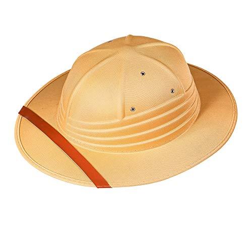 Widmann 01886 - Cappello da safari, unisex, da adulto, beige, taglia unica