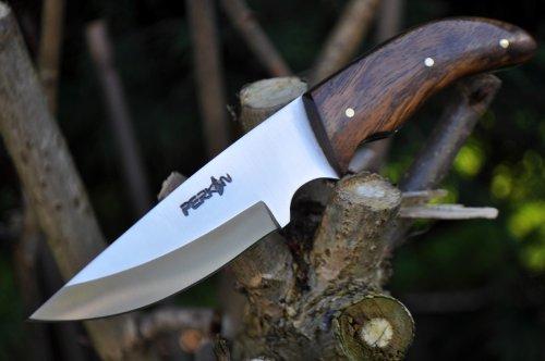 Bushcraft coltello da caccia fatto a mano