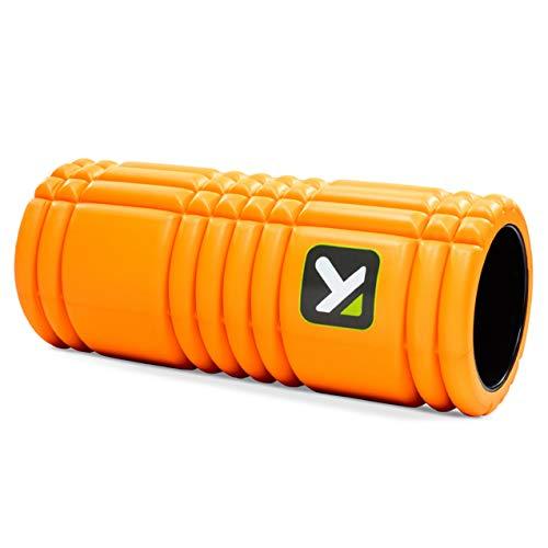 TriggerPoint Grid, Rullo di Schiuma Unisex – Adulto, Arangione(Orange), Taglia unica(14 x 33 cm)