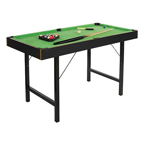 COLORBABY- Tavolo da Biliardo Americano Pieghevole CBgames, 85329