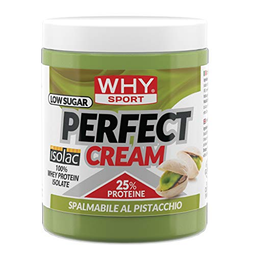 WHY SPORT PERFECT CREAM 300 GR Pistacchio